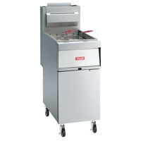 Fryer, Floor Model 35-40 lb - Nat Gas, 1GR35M-1 by Vulcan.