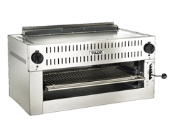 "Salamander Broiler, 36"" - L.P. Gas, 36RB-2 by Vulcan."