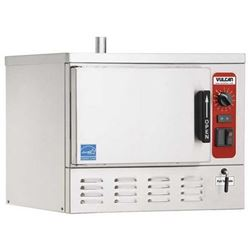 Steamer, Boilerless, Countertop, 3-Pan - 208/240V, C24EO3-1 by Vulcan.