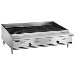 "Charbroiler, 47 1/2"" Wide Countertop Infrared Style - Nat. Gas, VTEC48-N by Vulcan."
