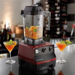 "Blender, ""Bar Boss Advance"" With 32oz Container - Red, 62825 by Vita-Mix."