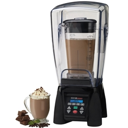 Blender, Bar 64oz Clear Container - Black Base With Sound Enclosure. MX1500XTX by Waring.