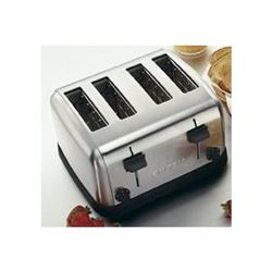 Toaster, Commercial Combo 4 Slice - 120V, WCT708 by Waring.