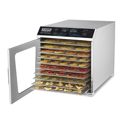 Food Dehydrator, 10 Trays - WDH10L by Waring
