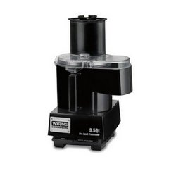 Food Processor, 3 1/2qt Bowl Plus Continuous Feed -120V. WFP14SC by Waring.