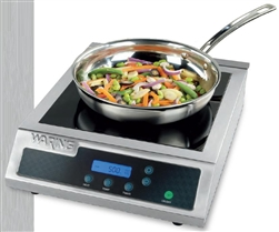Hotplate, Induction Single 1800 Watts - 120V. WIH400 by Waring.