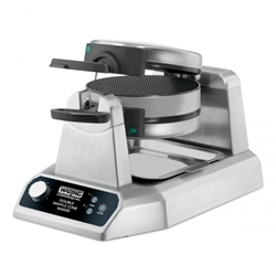 Waffle Cone Baker, Space Saving Double - 120V. WWCM200 by Waring.