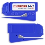 Zippy 18 Wheeler Letter Opener