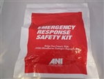 Emergency Response Safety Kit for Bloodborne Pathogens (6 Pack)