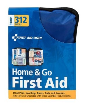 First Aid Kit - 312 Piece - All Purpose