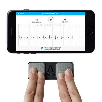 KardiaMobile EKG l Wireless EKG