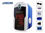 Concord Sapphire Oximeter with Case, Lanyard and Batteries