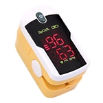ChoiceMMed Yellow Oxygen Finger Monitor
