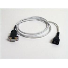 Serial Cable - For use with PalmSAT 2500 Series, 8500 Series and 9840 Series Pulse Oximeters
