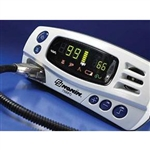 Nonin 7500FO Fiber Optic MRI Pulse Oximeter with Color-Coded Display