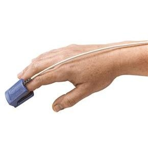 8000AA-3 Adult Articulated Finger Clip Sensor