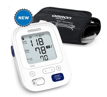 Omron 5 Series Upper Arm Blood Pressure Monitor (BP7200)