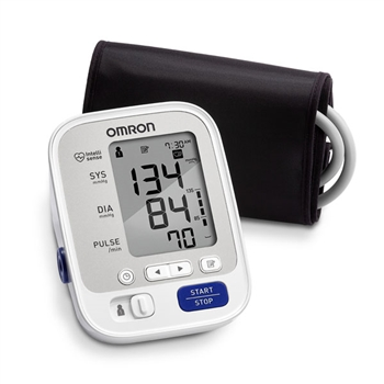 Omron 5 Series Upper Arm Blood Pressure Monitor (BP742N)