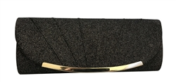 Chicastic Shimmer Evening Clutch Purse