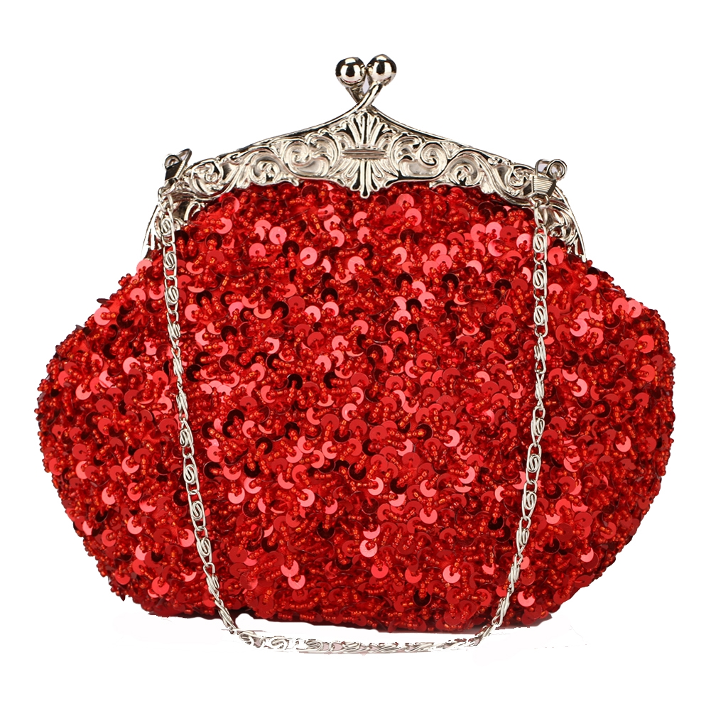 Formal Sequin Casual Clutch Bag
