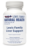 Lewis Family Liver Support (60 capsules)