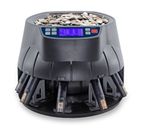 AccuBanker AB510 - Coin Counter/ Sorter/ Roller