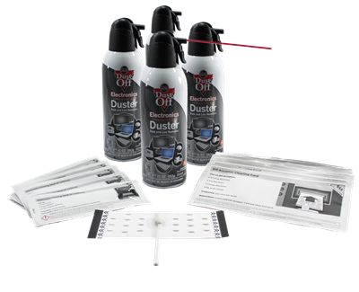 AccuBanker Bulk Cleaning Kit For Bill Counters