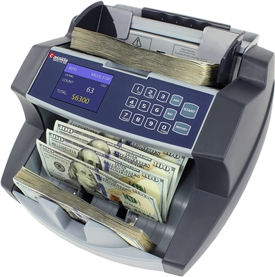 Cassida 6600 - Bill Counter