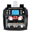Kolibri Signature 2-Pocket Mixed Bill Counter, Sorter & Reader