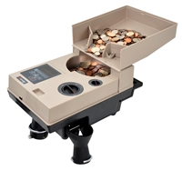 Cassida C500 - Portable Heavy-Duty Coin Counter