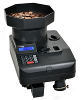 Cassida C850 - Portable Heavy-Duty Coin Counter