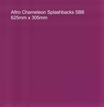 Altro Chameleon Splashbacks SB8  625mm x 305mm