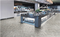 Vinyl Flooring, Forest fx PUR, heavy duty wood effect flooring.