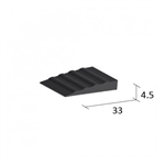 Quantum Flexible Ramp Trim QT450