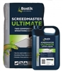 Bostik Screedmaster Ultimate Powder & Liquid Package