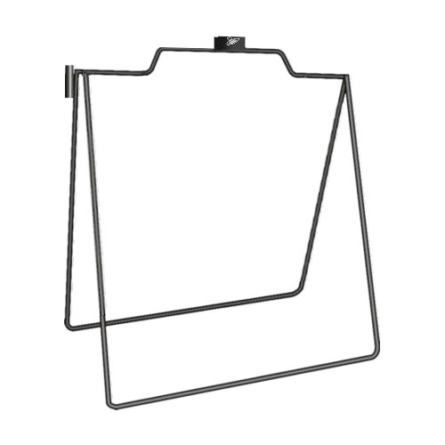STEEL A-FRAME 24X24 5PC PACK ($14.95 ea.)