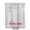 ULTIMATE CLEAR BROCHURE BOX 6 PC PACK ($17.95 ea.)