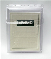 INFOPAK Outdoor Literature Dispenser 6 pc pack ($6.95 ea)