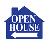 OPEN HOUSE SIGN  ($6.95 ea) - SINGLE UNIT