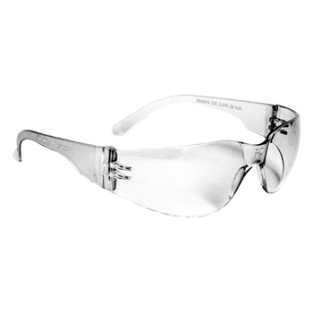 MR0110ID Radians Mirage Safety Glasses - Clear Lens