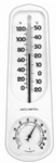 Indoor Thermometer with Humidity Gauge