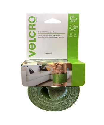 90633 VELCRO® Brand ONE-WRAP® Garden Ties 18' x 2""