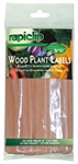 812 Wood Plant Labels 6""