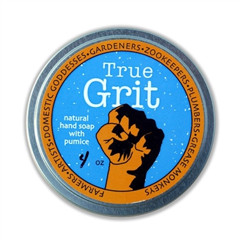 True Grit Abrasive Soap Paste - Grit