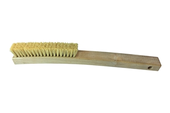 Gardener's Long Handled Flat Brush M-19-S