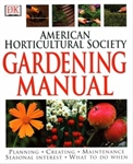 American Horticultural Society Gardening Manual