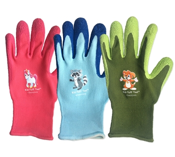 KidTuff Grip Gloves XXS