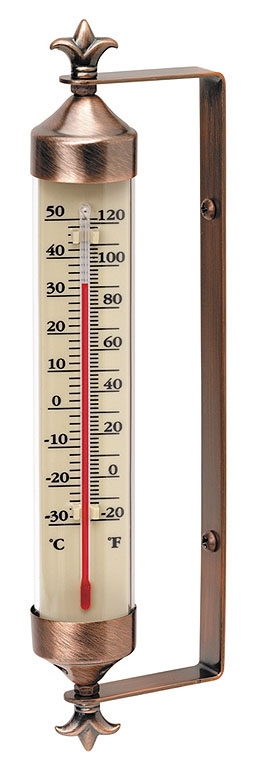 02309 Indoor/Outdoor Decorative Thermometer