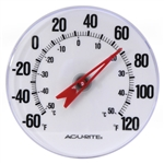 00346 Indoor/Outdoor Thermometer with bracket