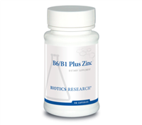 B6/B1 Plus Zinc by Biotics Research